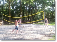 Beachbadminton